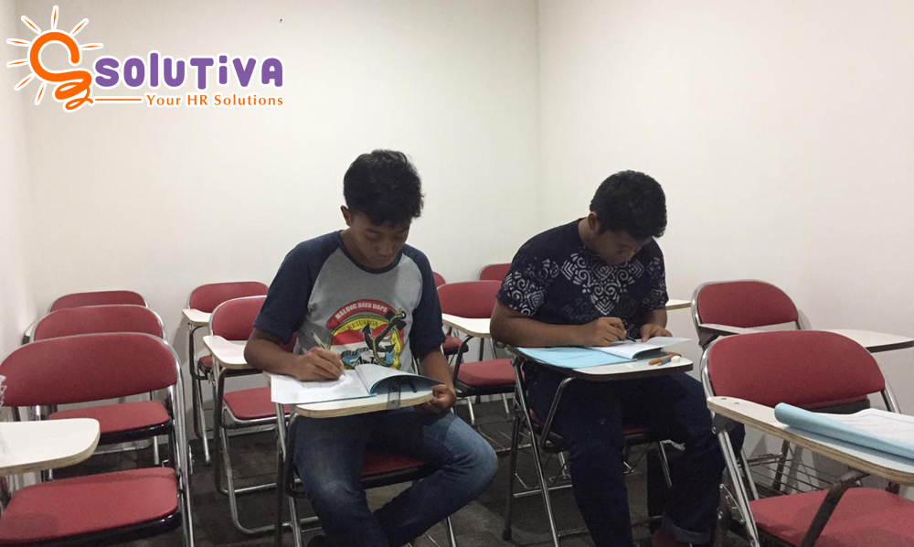 Tes IQ untuk Masuk SMA Pradita Dirgantara, Diadakan di Kemang Jaksel