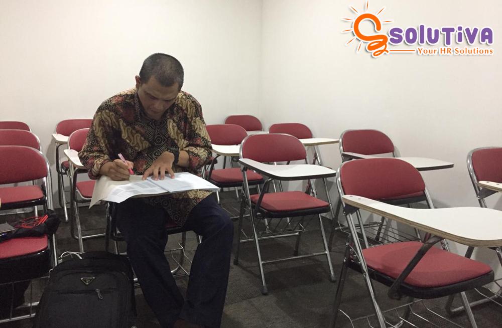 Psikotes untuk Karyawan PT Danusari Mitra Sejahtera Level Supervisor