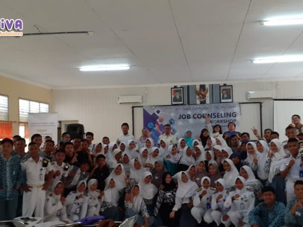 "Empower Youth for Work Program ""Job Counseling Workshop"" di Indramayu #Day1"