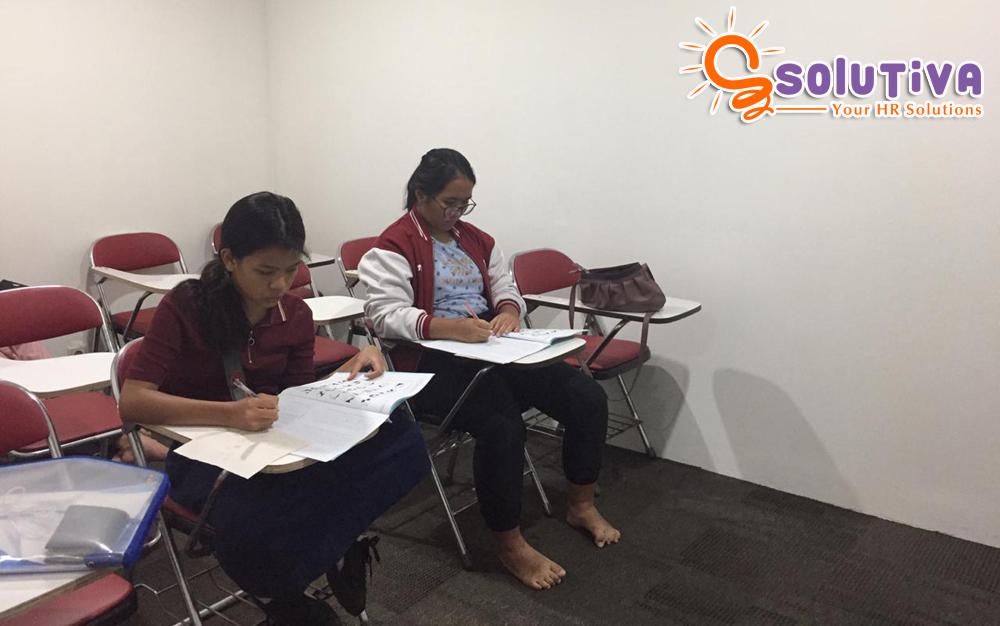 tes IQ untuk masuk SMA Pradita Dirgantara