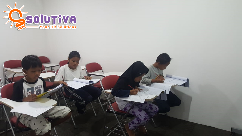 Tes IQ untuk Anak SD di Kemang, Jakarta Selatan