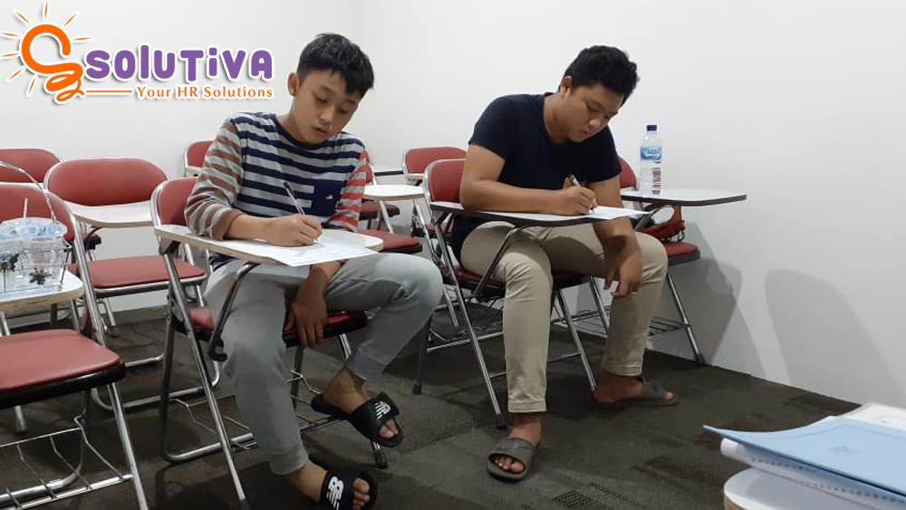 Tes Individu Persiapan untuk Tes Masuk SMA Taruna Nusantara