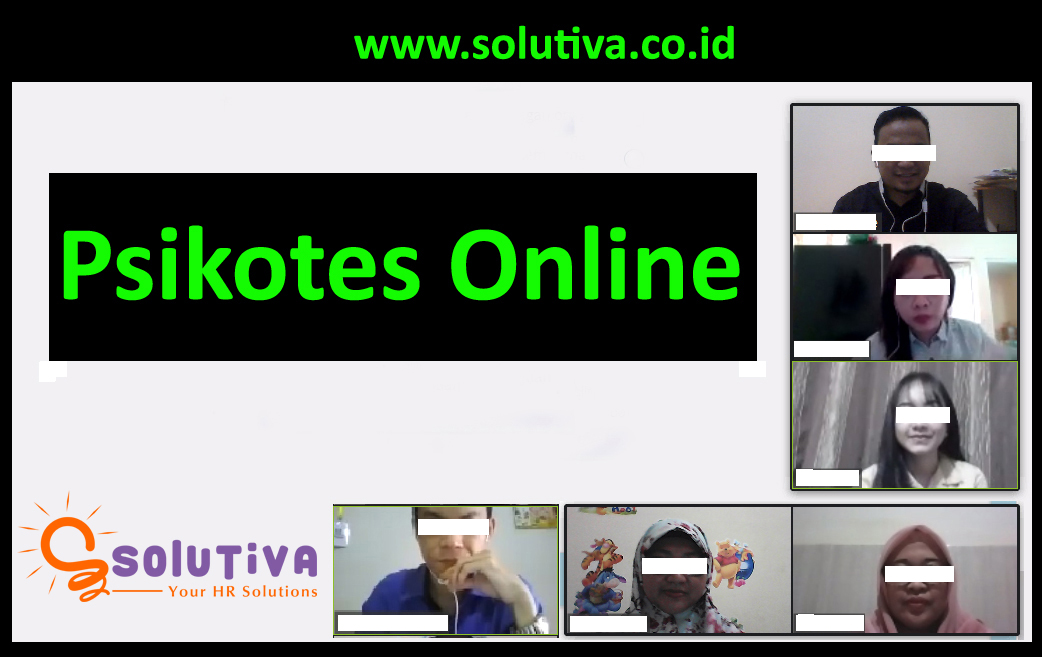 Psikotes Online Calon Karyawan PT Amerta Indah Otsuka
