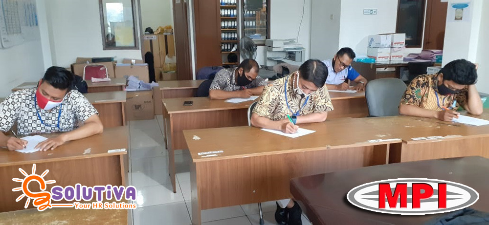 Psikotes PT Millenium Pharmacon International Tbk (Bogor)