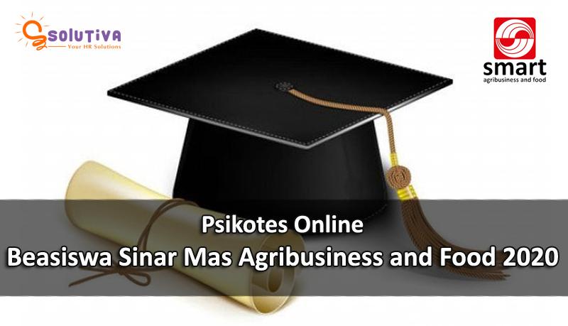 Psikotes Online Beasiswa SMART Tbk Tahun 2020