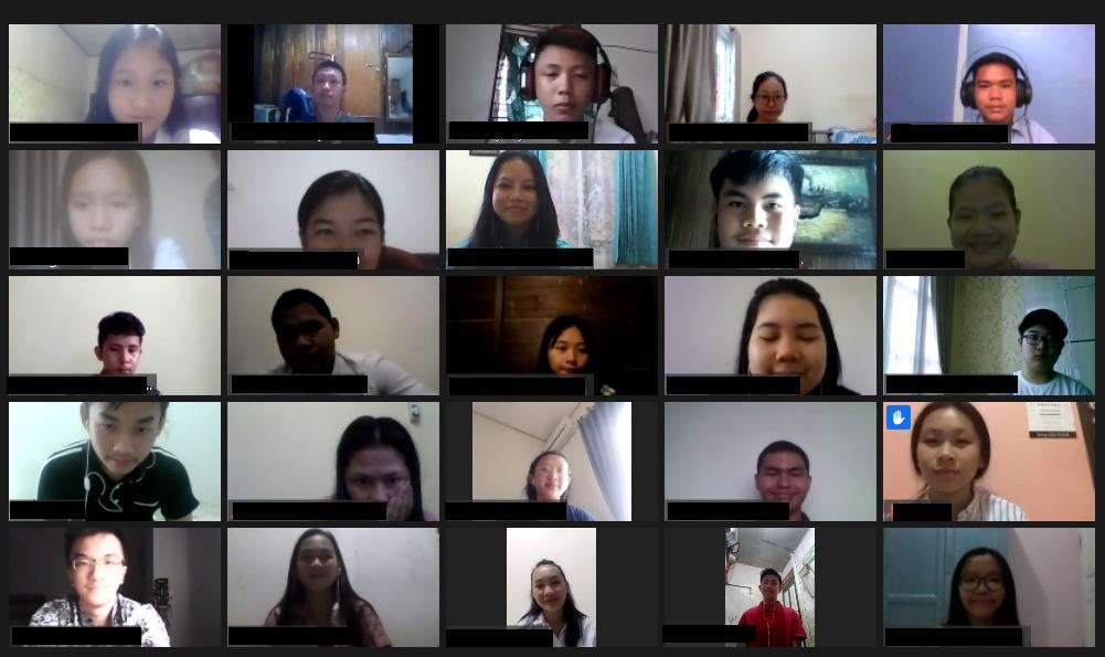Tes Minat Bakat & Penjurusan Online 145 Siswa SMA Katolik Santo Fransiskus Assisi Samarinda