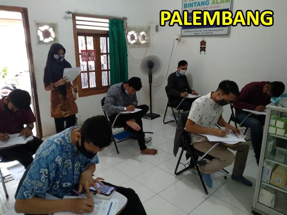 Psikotes di Palembang