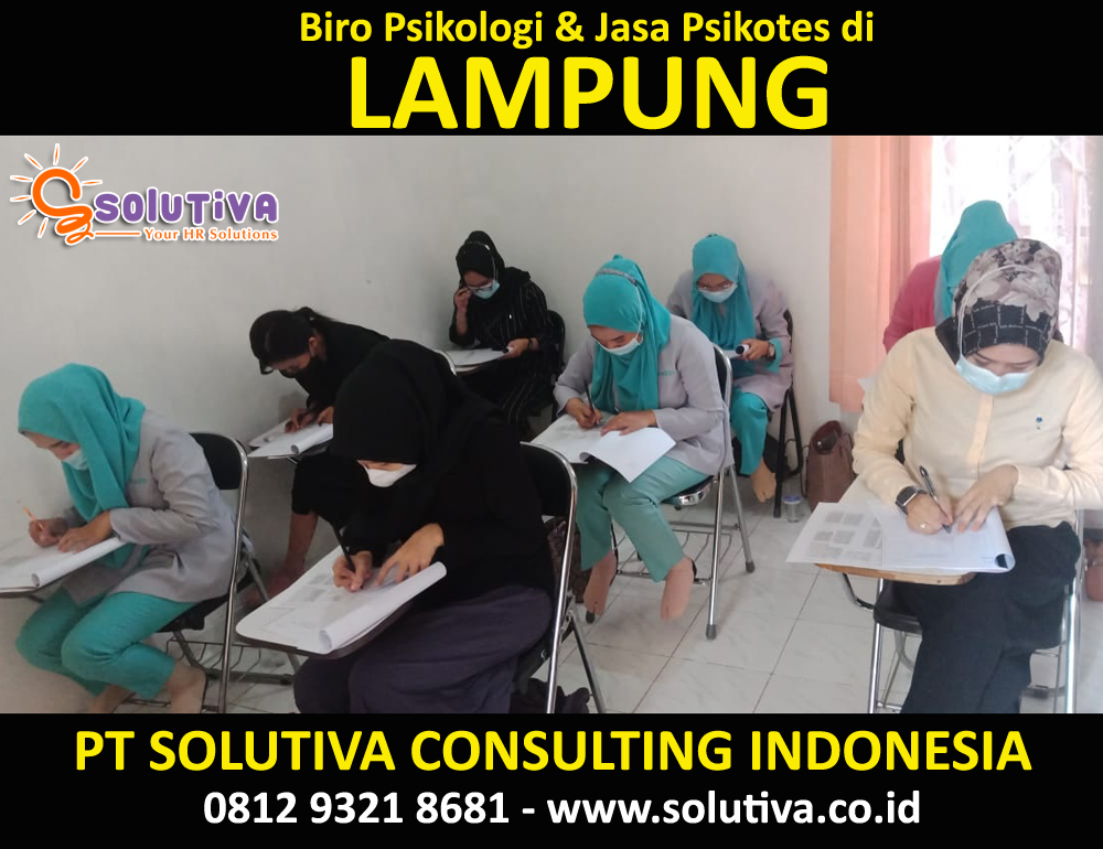 Biro Psikologi di Lampung