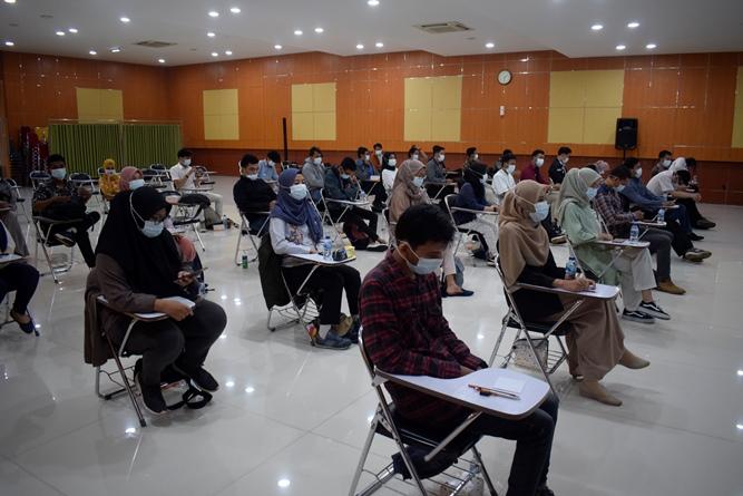 Pelatihan Kesiapan Kerja oleh PT Solutiva Consulting Indonesia untuk FTKI Universitas Nasional Jakarta
