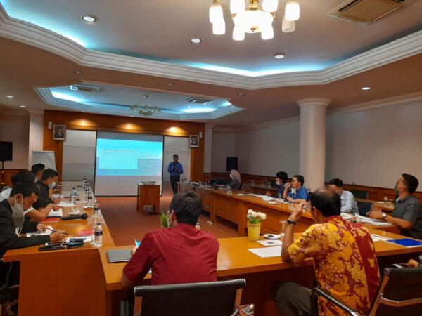 Pelatihan Leadership oleh PT Solutiva Consulting Indonesia di Hotel Bumi Wiyata Depok, Jawa Barat
